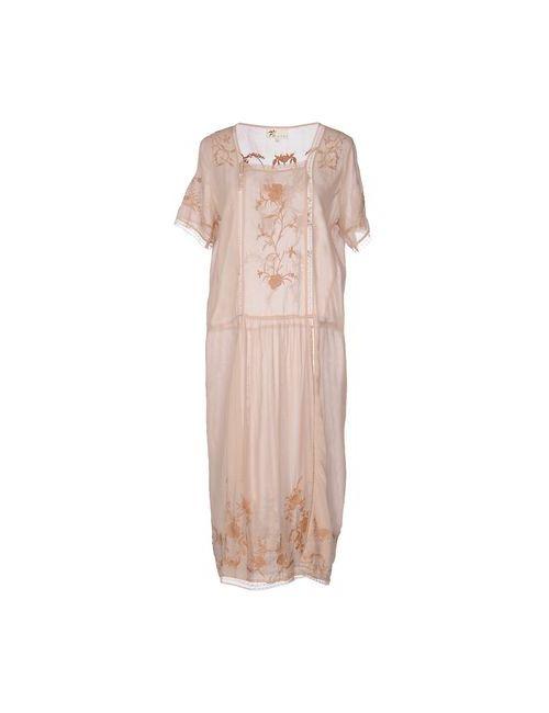 Local Apparel | Женское Платье До Колена