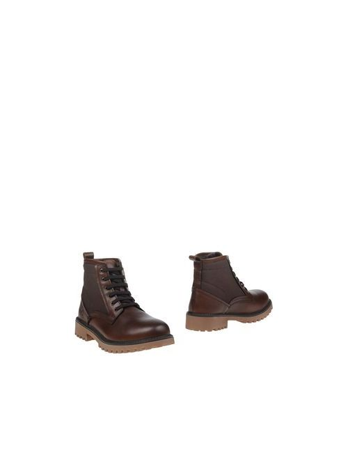 Lumberjack | Мужские Какао Полусапоги И Высокие Ботинки