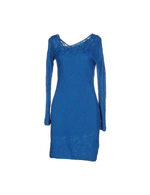 Missoni | Женское Лазурное Короткое Платье