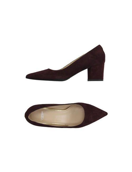 Yosh Collection | Женские Баклажанные Туфли