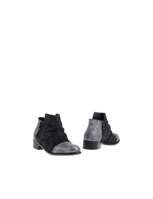 SAMÓ | Мужские Серые Полусапоги И Высокие Ботинки