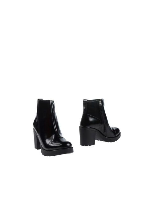 Gioseppo | Мужские Чёрные Полусапоги И Высокие Ботинки