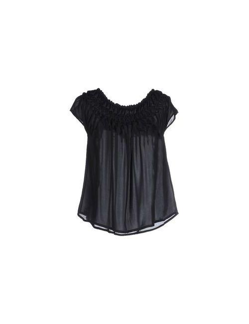 Plein Sud   Женская Черный Блузка