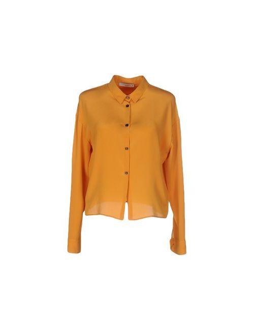 Annie P.   Женская Оранжевая Pубашка