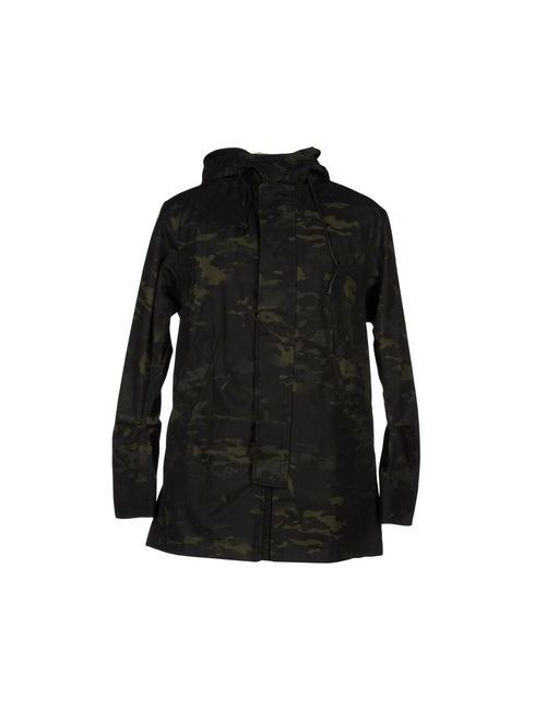 Rag & Bone | Женская Зелёная Куртка