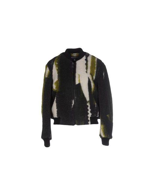 Kenzo | Женская Зелёная Куртка