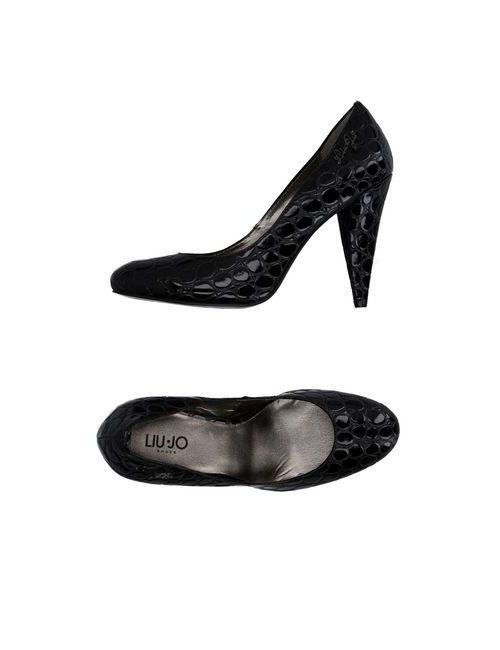 Liu •Jo Shoes | Женские Чёрные Туфли