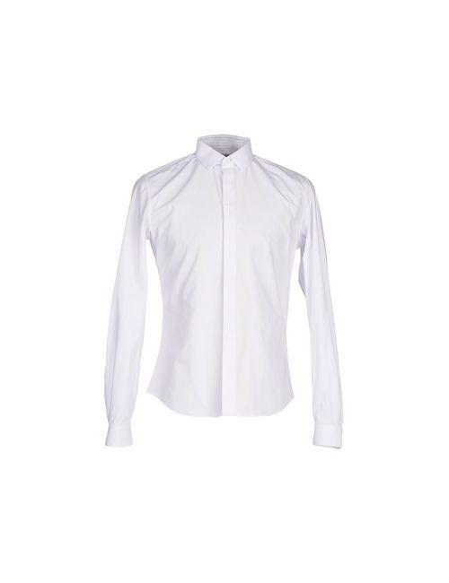 Valentino | Мужская Белая Pубашка