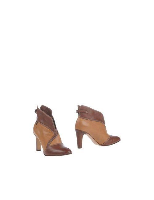 Chloe | Женские Верблюжьи Ботинки