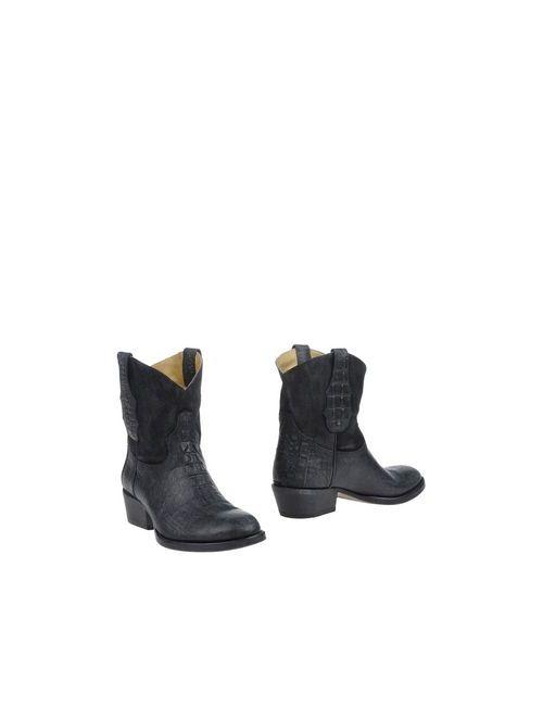 Swildens | Женские Чёрные Полусапоги И Высокие Ботинки