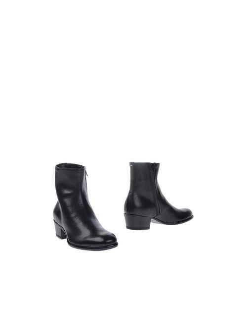 Maison Margiela | Женские Чёрные Полусапоги И Высокие Ботинки