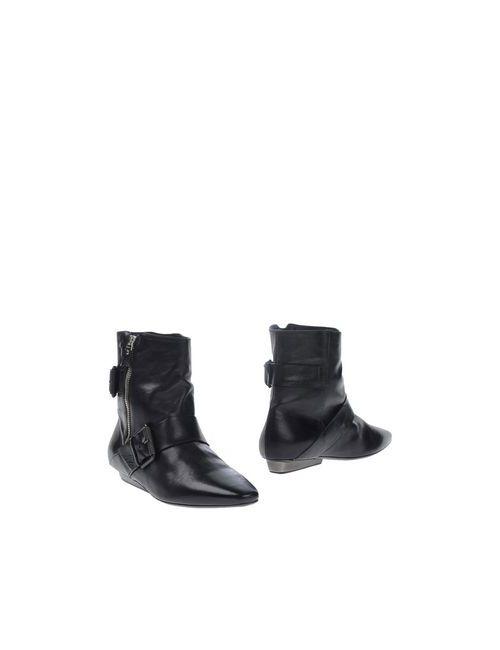 VIC MATIĒ | Женские Чёрные Полусапоги И Высокие Ботинки