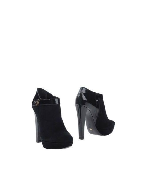 ELISABETTA FRANCHI | Женские Чёрные Ботинки