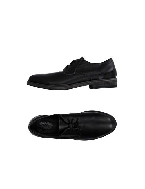 O.X.S. | Мужская Черный Обувь На Шнурках