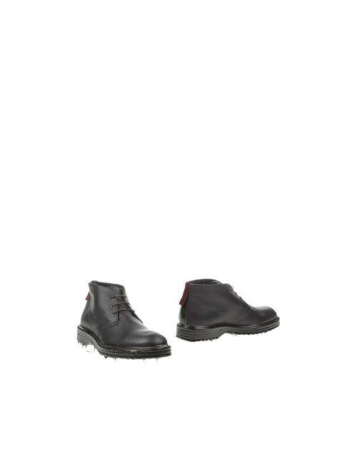 ATTIMONELLI'S | Женские Чёрные Полусапоги И Высокие Ботинки