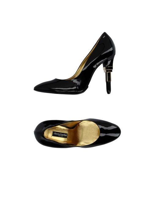 Alberto Guardiani | Женские Чёрные Туфли