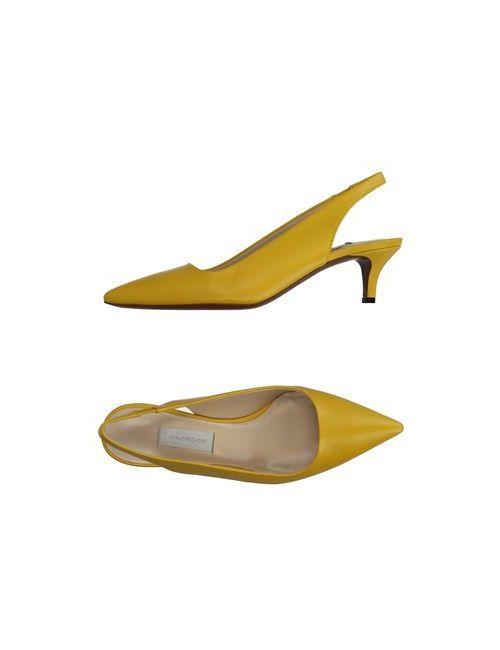 L' Autre Chose | Женские Жёлтые Туфли