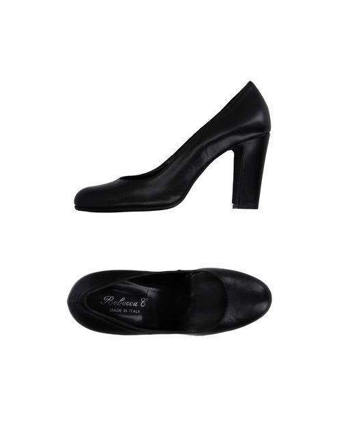 REBECCA C. | Женские Чёрные Туфли