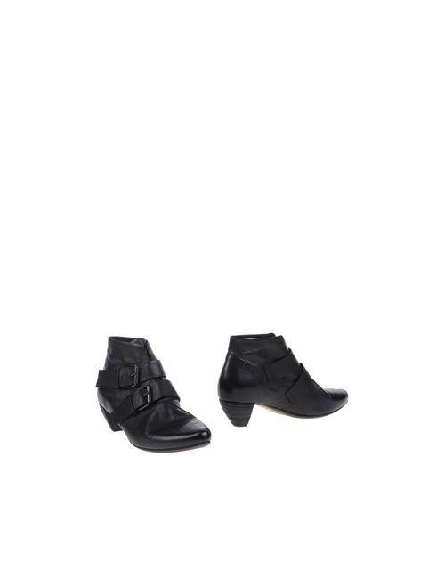 Marsell | Женские Чёрные Полусапоги И Высокие Ботинки