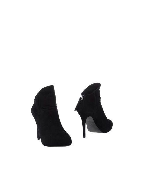 Ash | Женские Чёрные Полусапоги И Высокие Ботинки