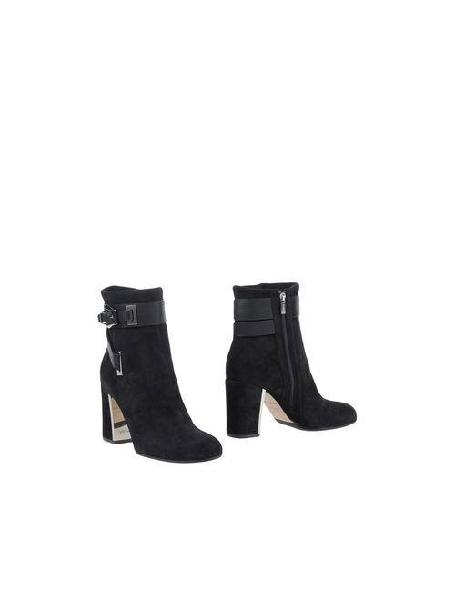 Le Silla | Женские Чёрные Полусапоги И Высокие Ботинки