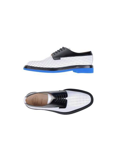 Church'S | Мужская Белая Обувь На Шнурках