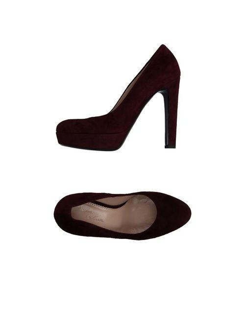 Maria Cristina | Женские Баклажанные Туфли