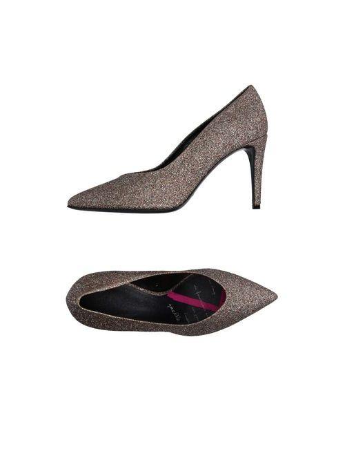 JAELLE  PARIS | Женские Серебристые Туфли