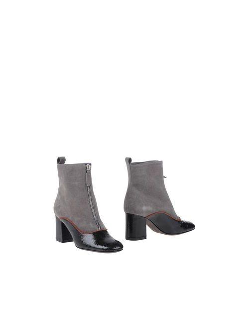 Gianna Meliani | Женские Чёрные Полусапоги И Высокие Ботинки