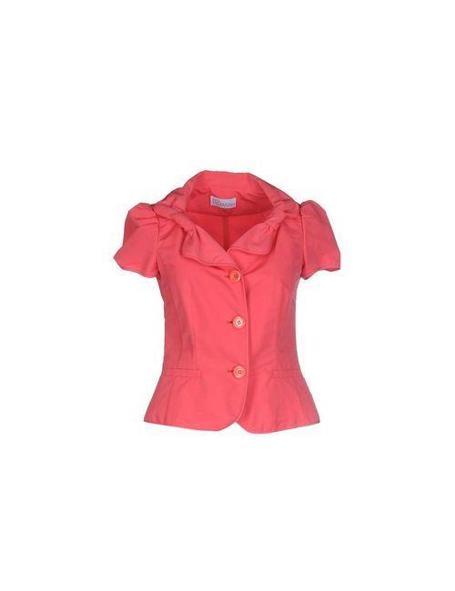 Red Valentino | Розовый Пиджак