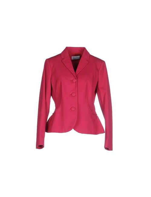 Red Valentino | Фиолетовый Пиджак