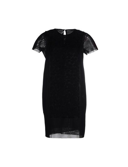 Laviniaturra | Женское Черный Короткое Платье