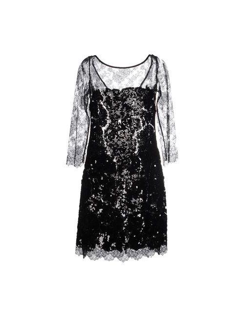 Prada | Женское Черный Короткое Платье