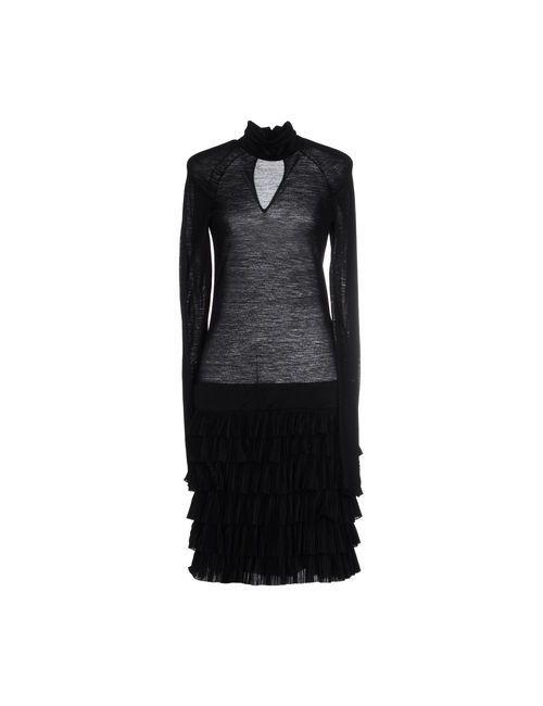 Scervino Street | Женское Черный Платье До Колена