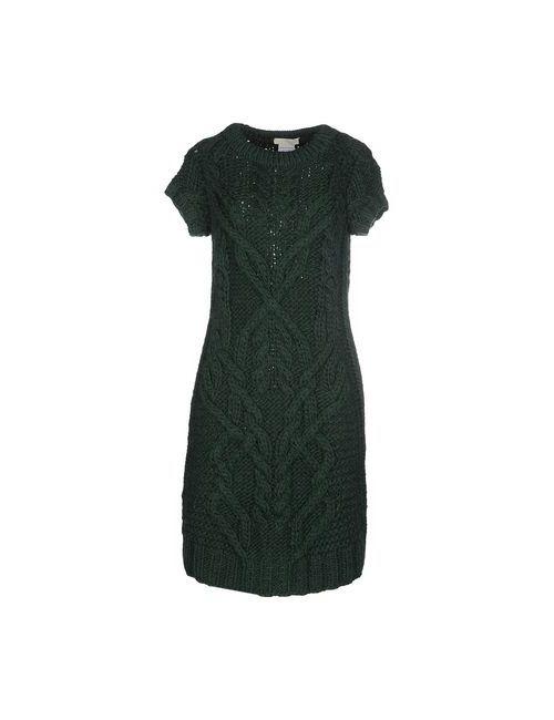 Scervino Street   Женское Зелёное Короткое Платье