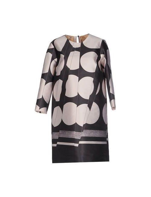 Stella Mccartney | Женское Белое Короткое Платье