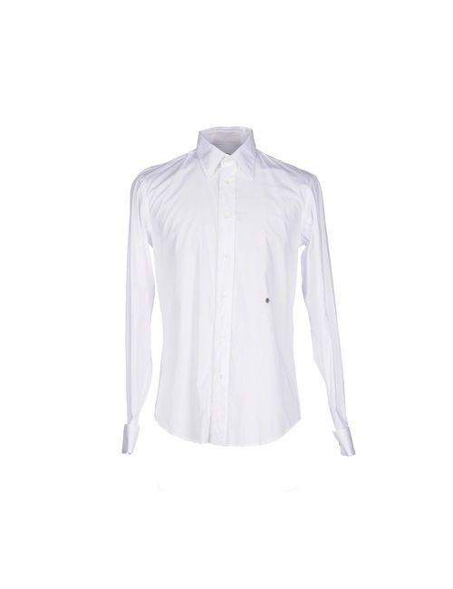 Ra-Re | Мужская Белая Pубашка
