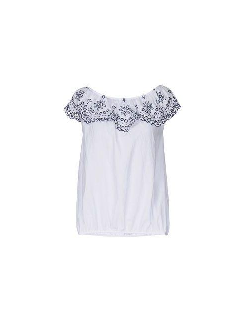 VANESSA SCOTT | Женская Белая Блузка