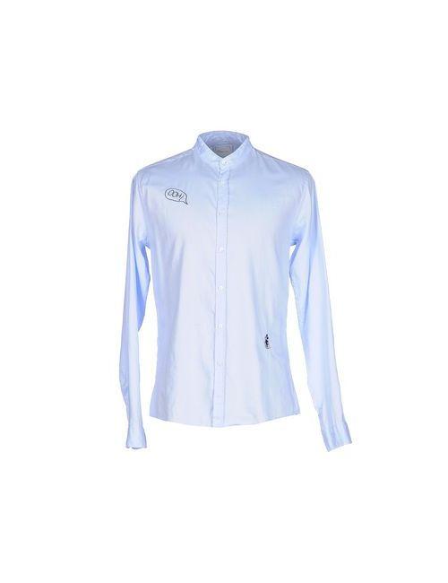 Sapore | Мужская Голуба Pубашка