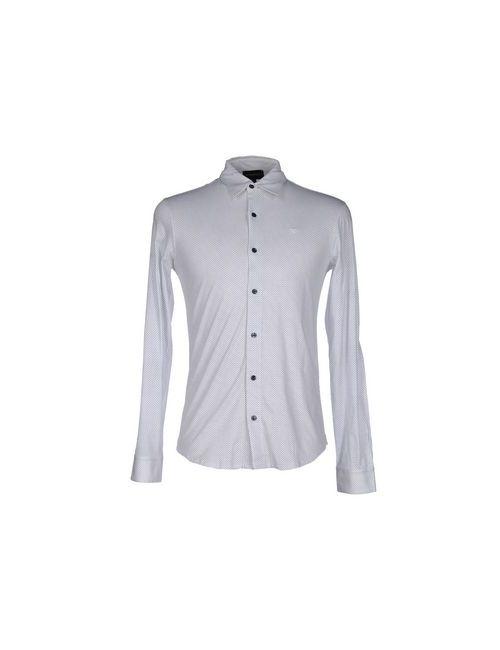 Emporio Armani | Мужская Белая Pубашка