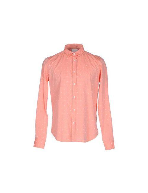 Guya G. | Мужская Розовая Pубашка