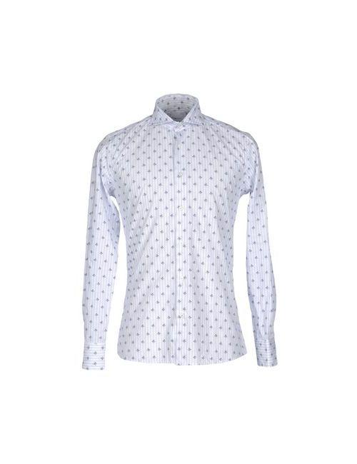 Sapore | Мужская Белая Pубашка