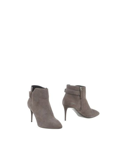 Giuseppe Zanotti Design | Женские Серые Полусапоги И Высокие Ботинки