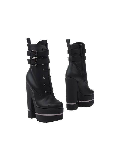 Vicini Tapeet | Женские Чёрные Полусапоги И Высокие Ботинки