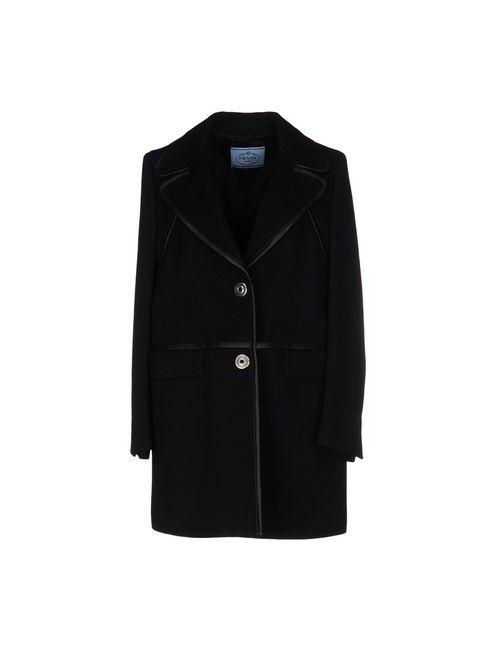 Prada | Женское Черный Пальто