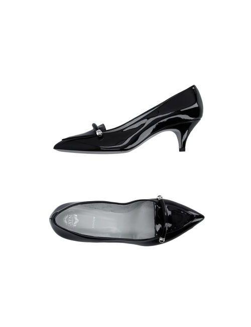 RAYNE | Женские Чёрные Туфли