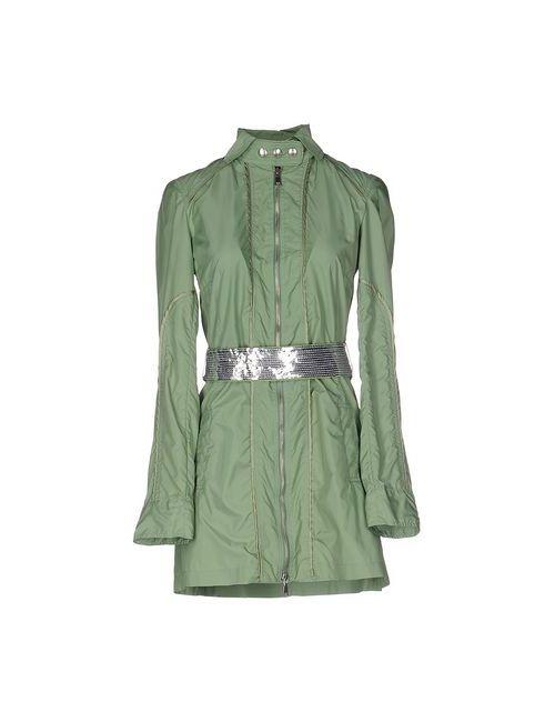 Richmond Denim | Женское Зелёное Легкое Пальто