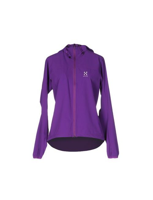 Haglöfs | Мужская Фиолетовая Куртка