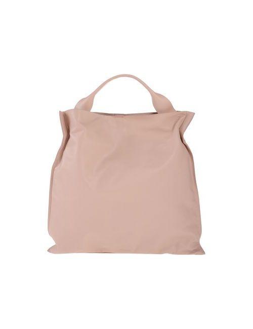 Jil Sander | Женская Розовая Сумка На Руку