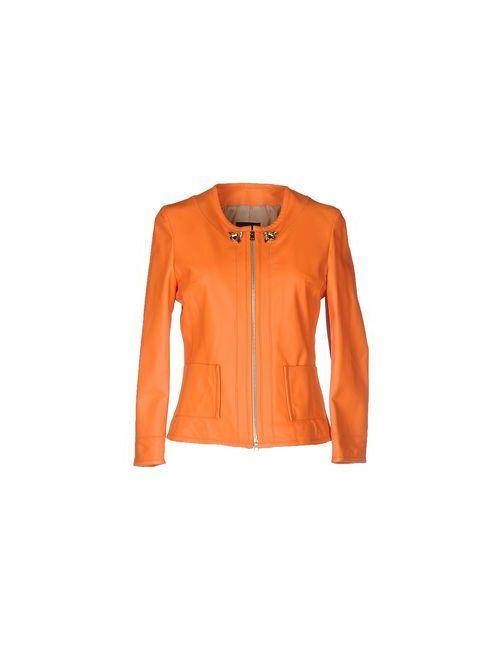ATOS LOMBARDINI   Мужская Оранжевая Куртка